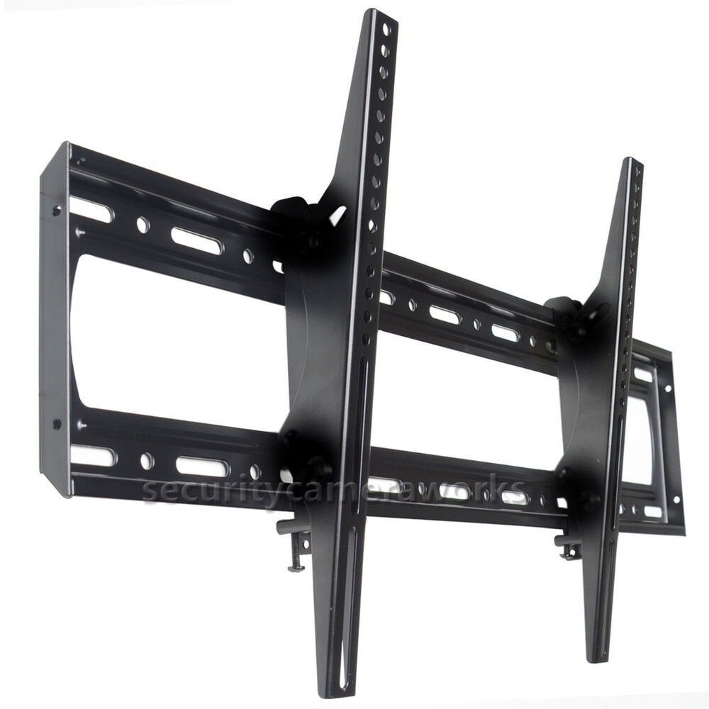 tilt tv wall mount led plasma for panasonic samsung vizio 60 65 70 75 80 90 b08 ebay. Black Bedroom Furniture Sets. Home Design Ideas