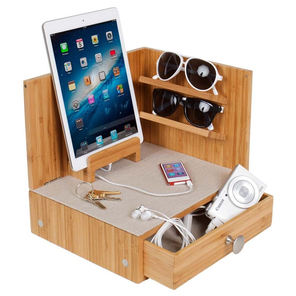 zen corner multi device charging and sunglass station. Black Bedroom Furniture Sets. Home Design Ideas