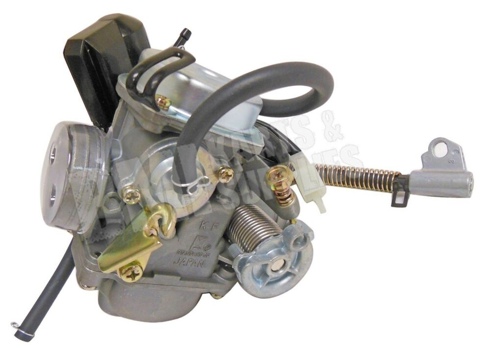 S L on Gy6 150cc Carburetor Manual