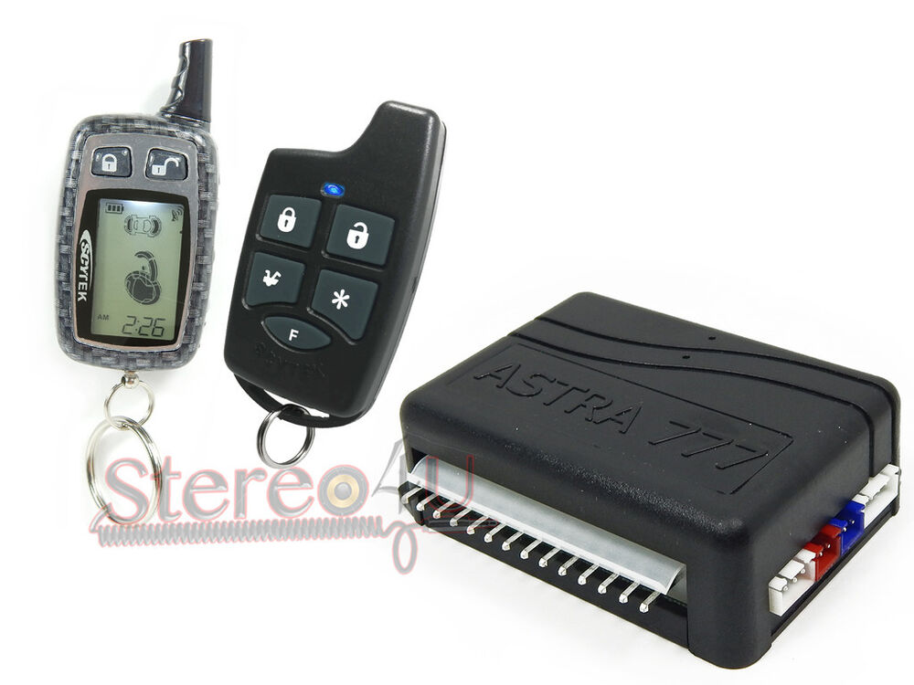 Way Pager Car Alarm System