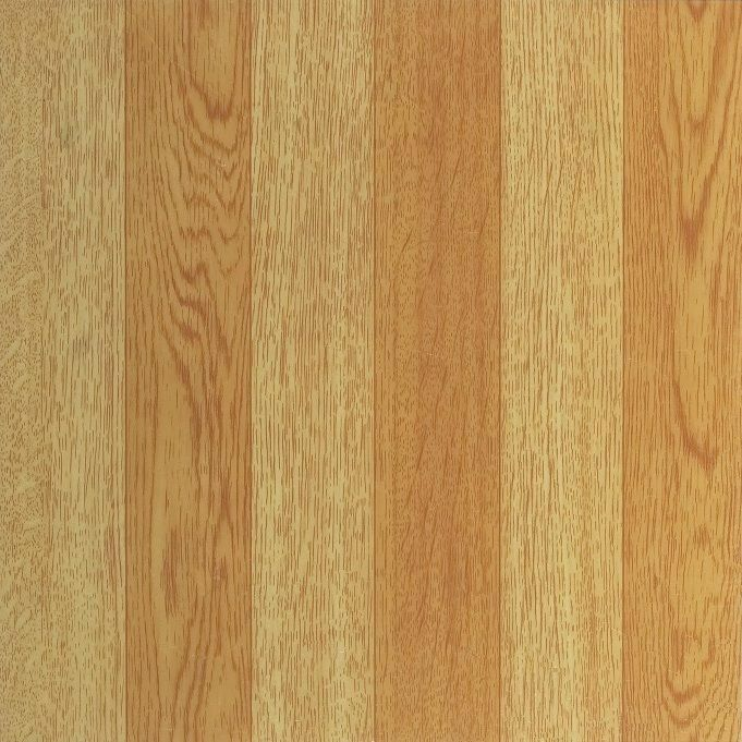 Light Oak Plank Wood Self Stick Adhesive Vinyl Floor Tiles 100 Pcs