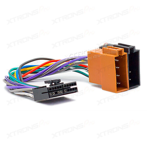 lincoln town car radio wiring audiovox 20 pin car stereo radio iso(f) wiring harness ... tns car radio wiring