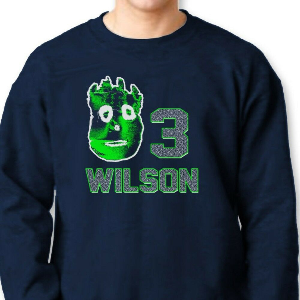 3 wilson movie castaway funny t shirt seahawks russell for Russell wilson womens t shirt
