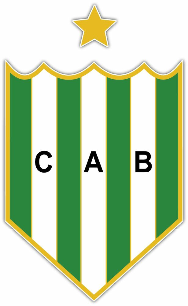 ca banfield argentina fc football soccer car bumper