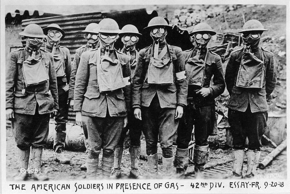 America and the first world war essay