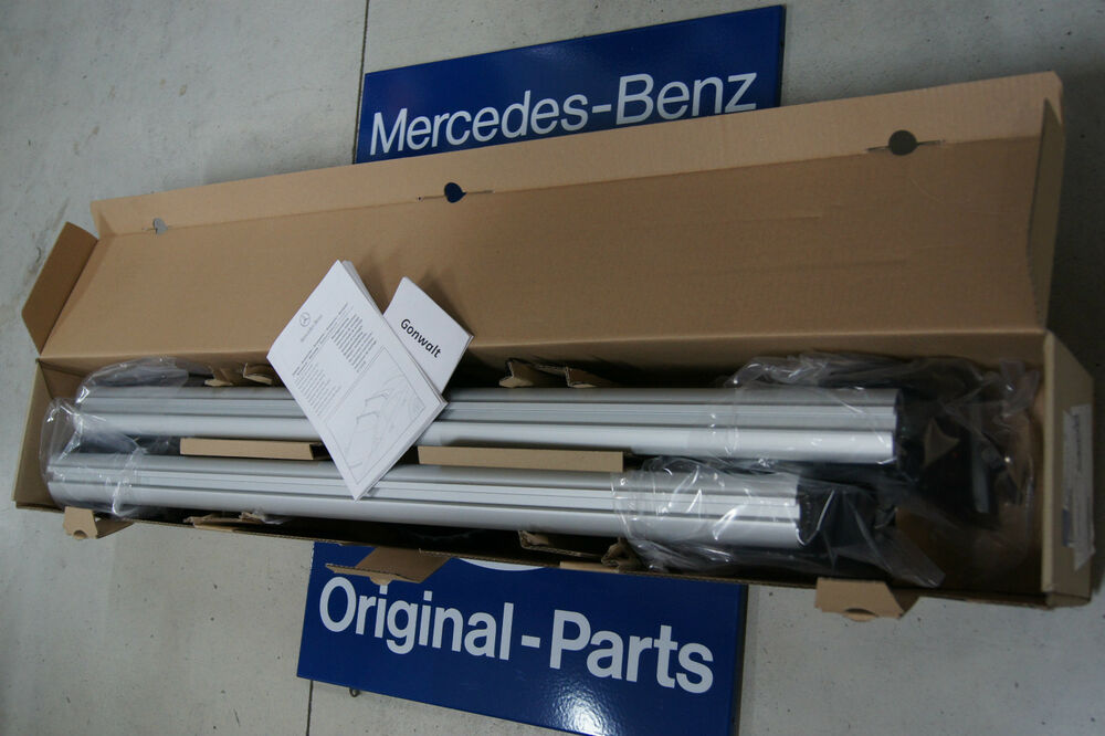 Mercedes Benz E350 E550 E63 Amg Roof Rack Genuine W212