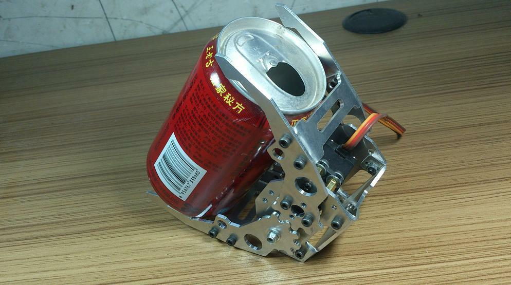 New large mechanical robot gripper for
