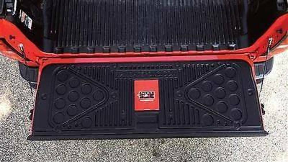 07 15 Toyota Tundra Truck Bed Liner Tailgate Pong Beer Pong Truck