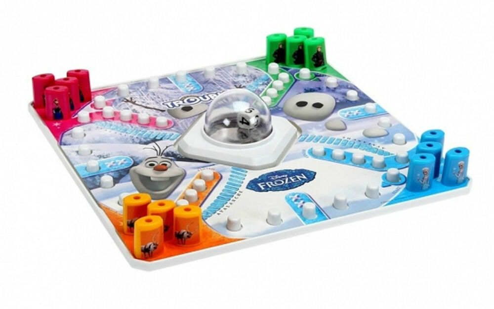 Board Games Toy : Disney frozen olaf s frustration board game toy from