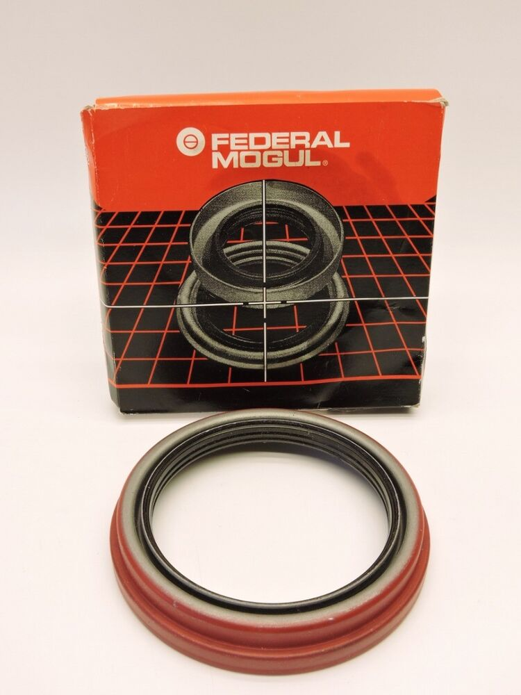 federal v 370048a front axle wheel oil seal steer axle peterbilt kenworth new ebay. Black Bedroom Furniture Sets. Home Design Ideas