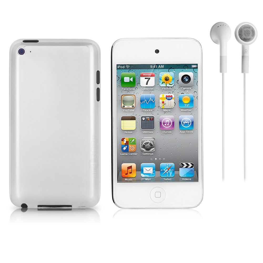 apple ipod touch 4th generation 16gb mp3 music player