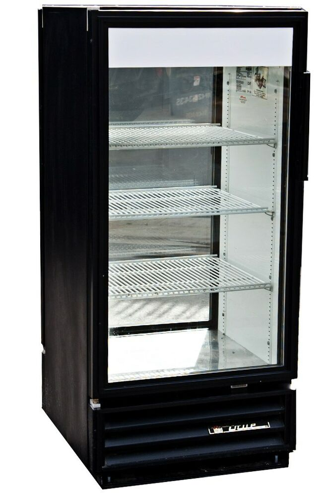true gdm 10 single door commercial refrigerator with