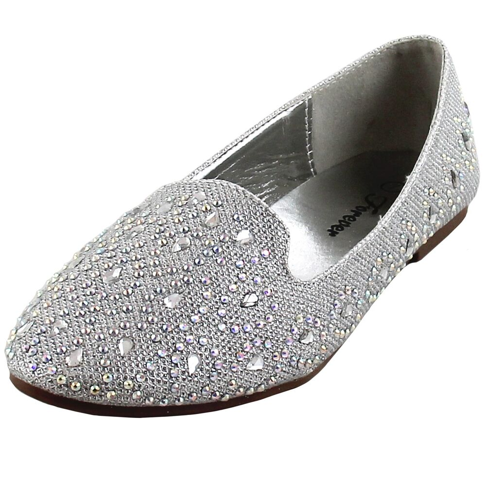 New women's shoes rhinestones ballet flats blink blink ...