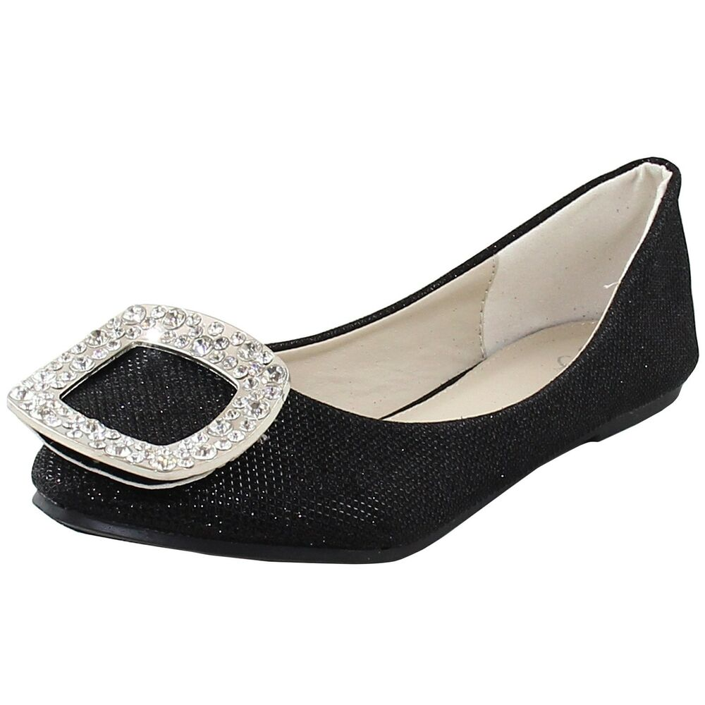 new s shoes rhinestones ballet flats blink formal