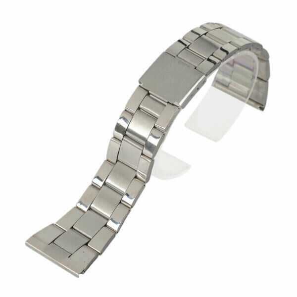 6 Sizes Stainless Steel Links Watch Band Strap bracelet ...