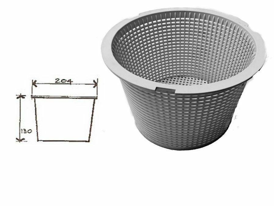 Waterco S75 Skimmer Basket For Swimming Pools Genuine Factory Spare Part Ebay