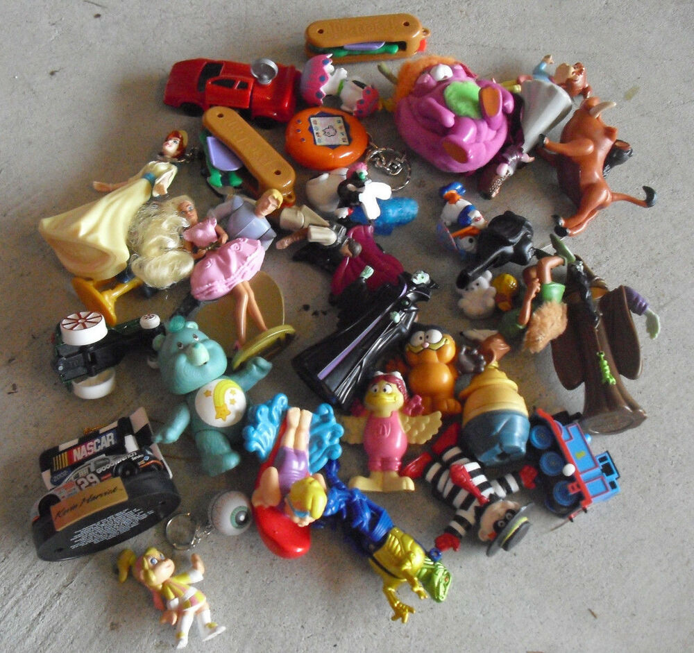 Toys From The 90s : Lot of vintage s tv movie character toys figures