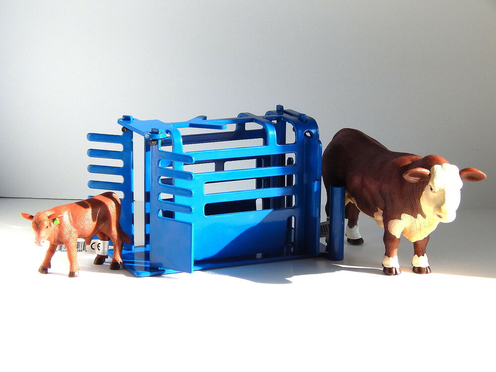 Toy Cattle Chute : Little buster toy priefert calf roping chute all