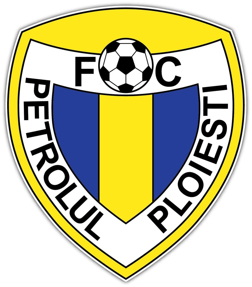 Ploiesti Romania  City pictures : Petrolul Ploiesti Romania Football Soccer Car Bumper Sticker Decal 4 ...
