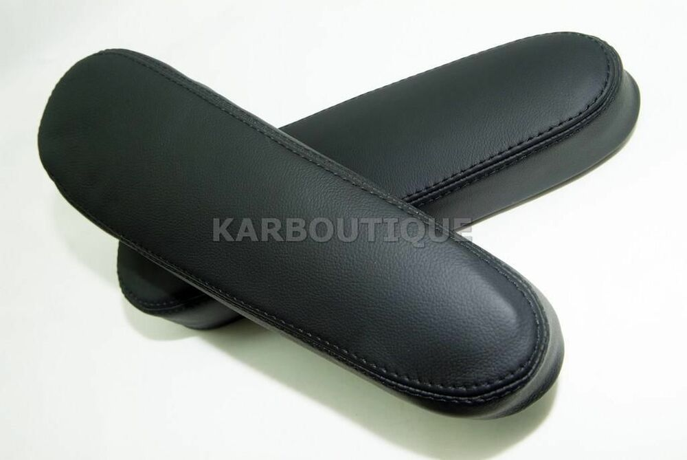 Made For 04 10 Nissan Titan Black Real Leather Seat