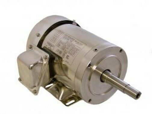 Ac Motor Stainless Electric Pump Motor 7 5hp 213jm