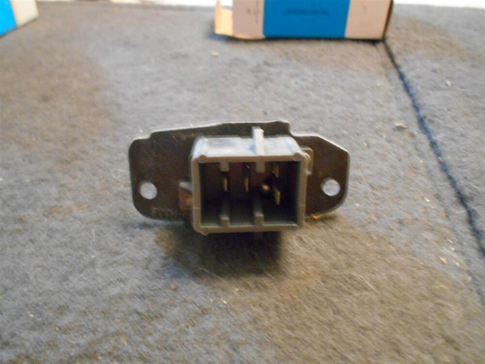 Nos 1987 1991 ford f150 f250 f350 bronco heater a c for Ford truck blower motor resistor