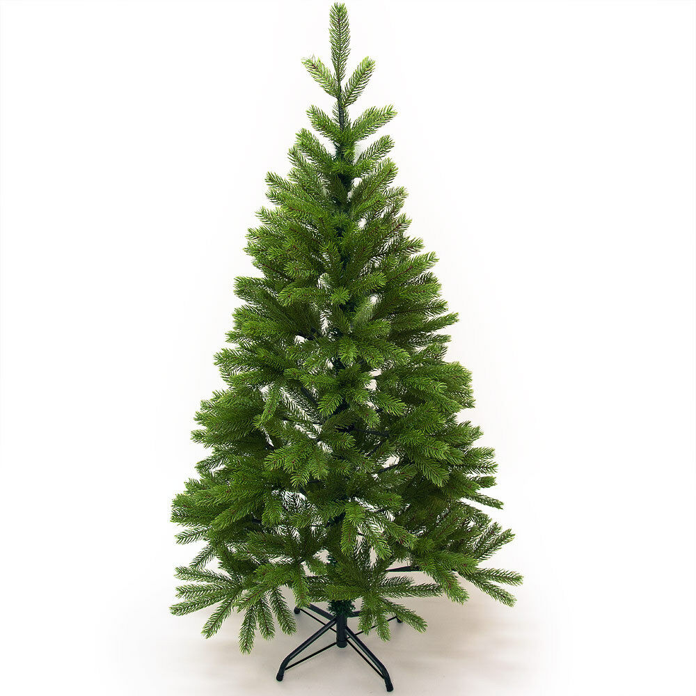 Artificial christmas tree ft plastic stand cm