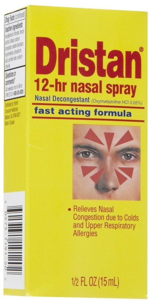 how to get over nasal spray addiction