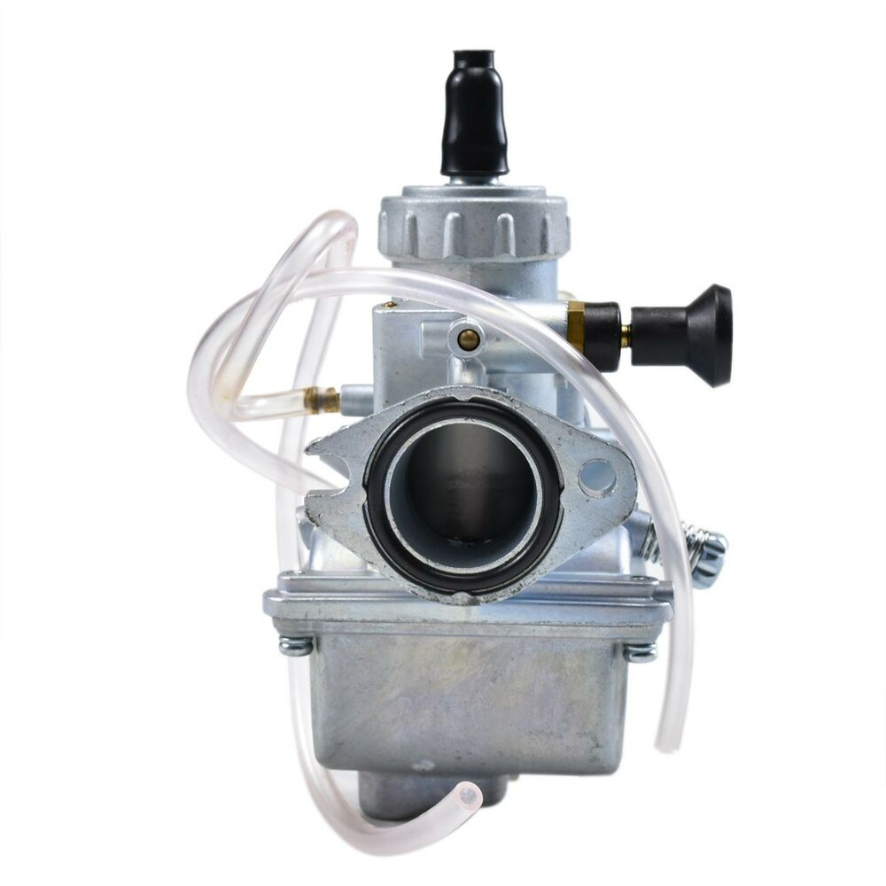 Dirt Bike Carburetor Parts : High performance cc carburetor carb mm round slide