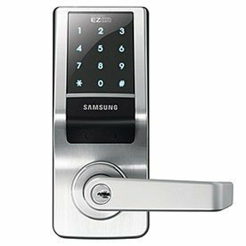 Samsung Shs 7020 Digital Keypad Door Lock With Rf Card