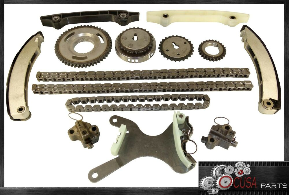 new timing chain kit for jeep commander 6 10 liberty 4 12. Black Bedroom Furniture Sets. Home Design Ideas