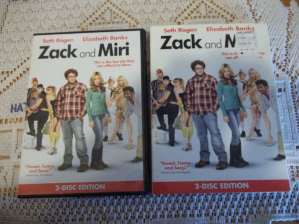 Zack And Miri Make A Porno On Dvd 103