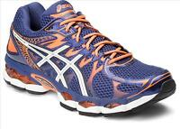 Asics Gel Nimbus 16 Mens Running Shoes (D) (5130) + FREE AUS DELIVERY