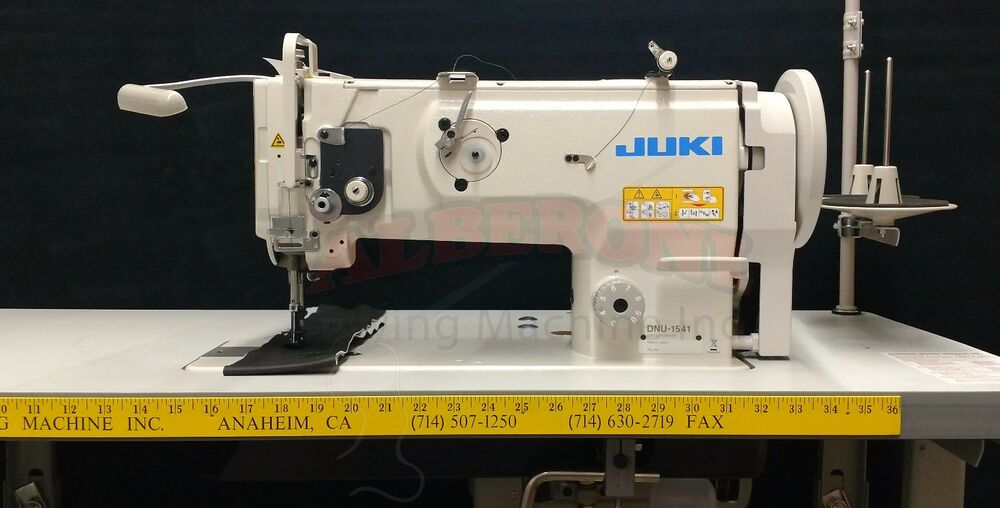 Juki 1541 With Knocked Down Stand 3 4 Hp Servo Motor Ebay