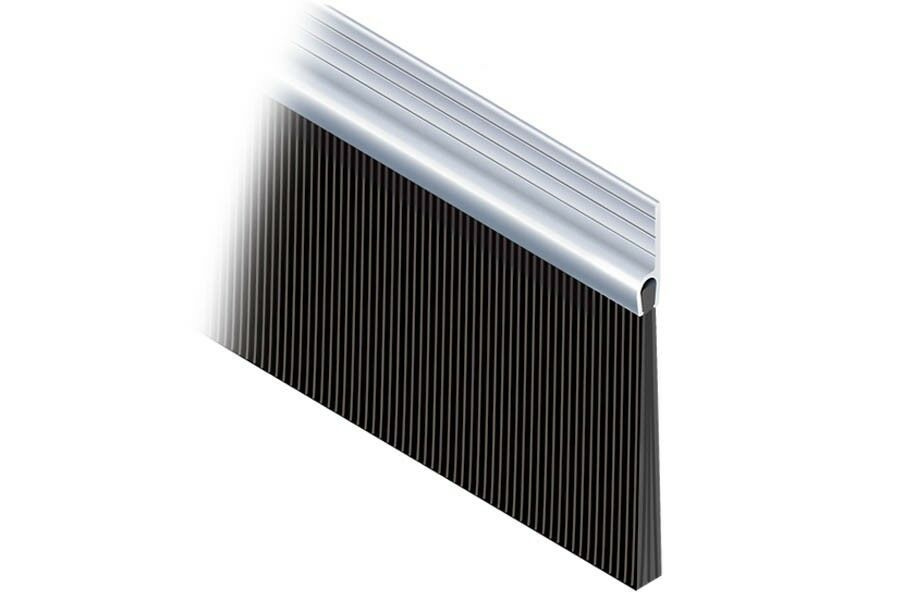 Garage Roller Shutter Door Top Brush Strip Draught