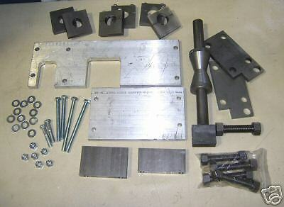 Rapid Start Harley Motorcycle Frame Jig Builder Kit