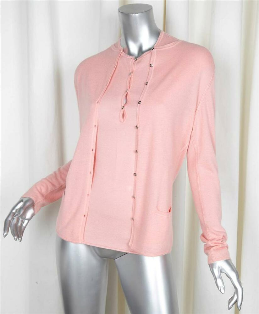 Womens Pink Sweater