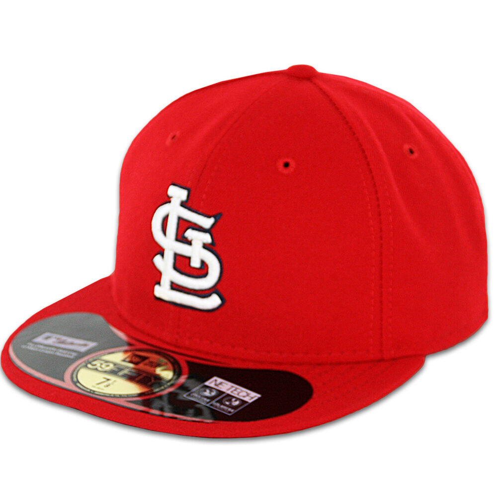st louis cardinals home new era 59fifty fitted