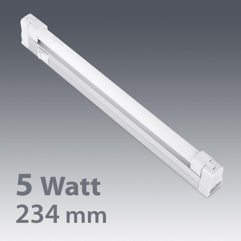 Kitchen Under Cabinet Strip Lighting: 5W Fluorescent Linkable Under Kitchen Cupboard Cabinet