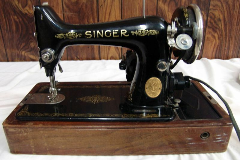 singer sewing machine model 99