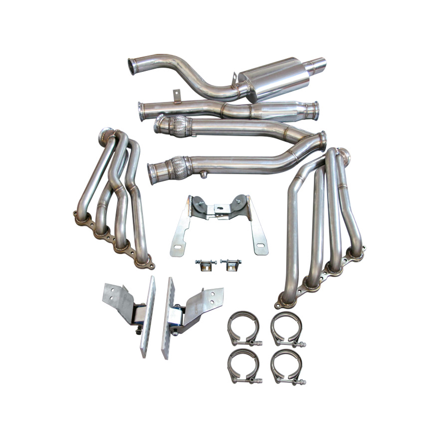 Ls1 Engine History: CXRacing LS1 Engine T56 Trans Mounts Header Exhaust For
