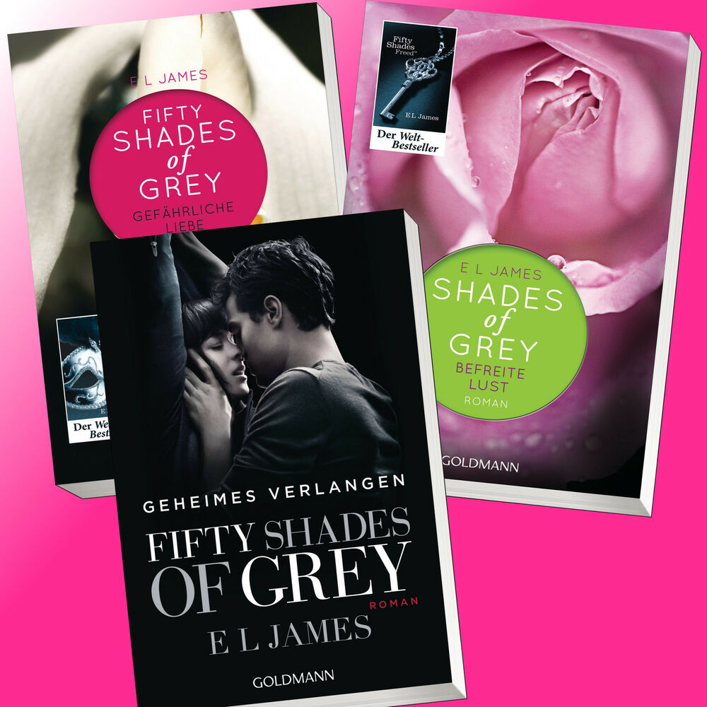 Fifty Shades Of Grey 3 Buch