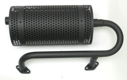 Small Engine Exhaust Parts : Honda engine mufflers left side exhaust for ko series twin