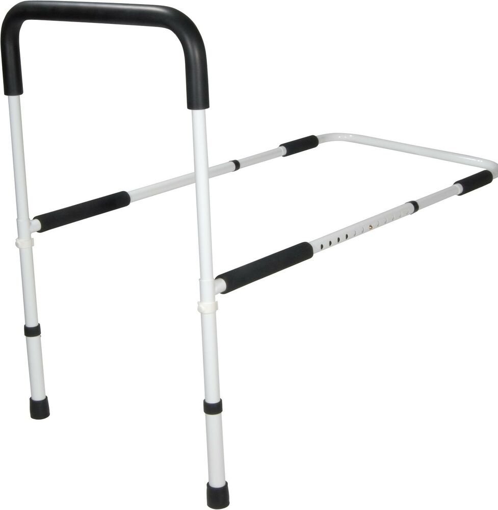 Drive Medical Home Bed Assist Handle Grab Bar Rail Safety