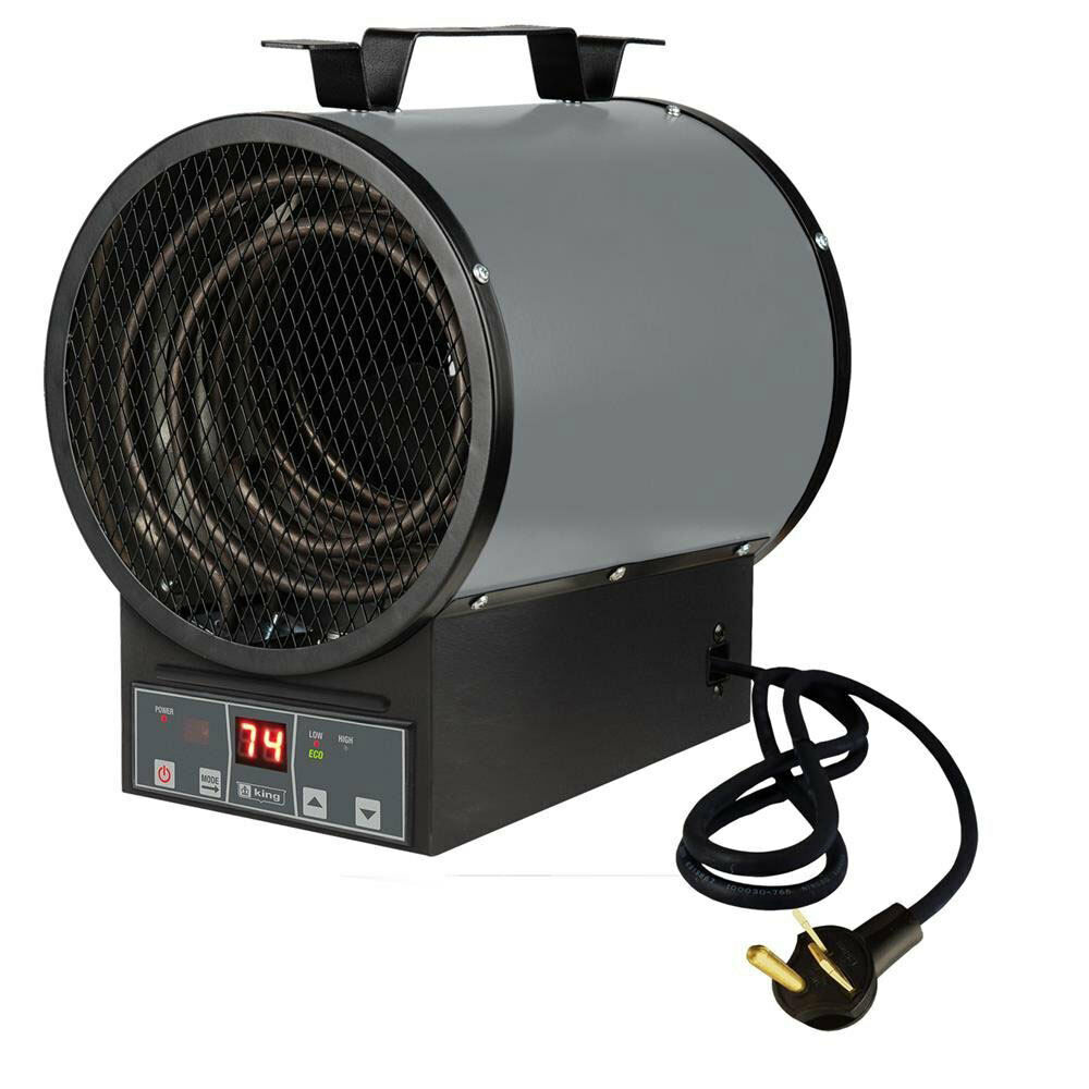 Best Portable Garage Heater : King electric pgh etb v w portable garage