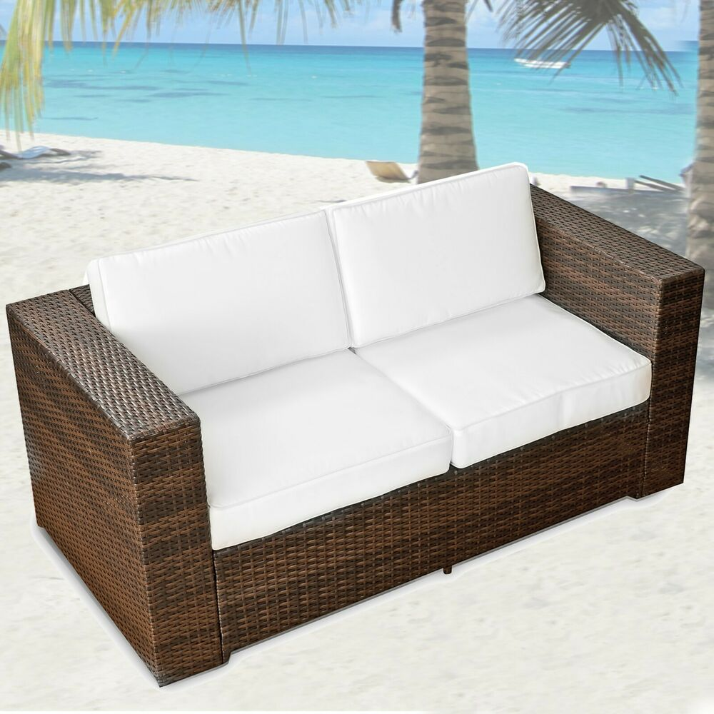 Rattan lounge mbel full size of schickes wohndesign for Balkonmobel rattan lounge