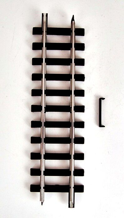 Bachmann g scale track brand new straight hollow steel