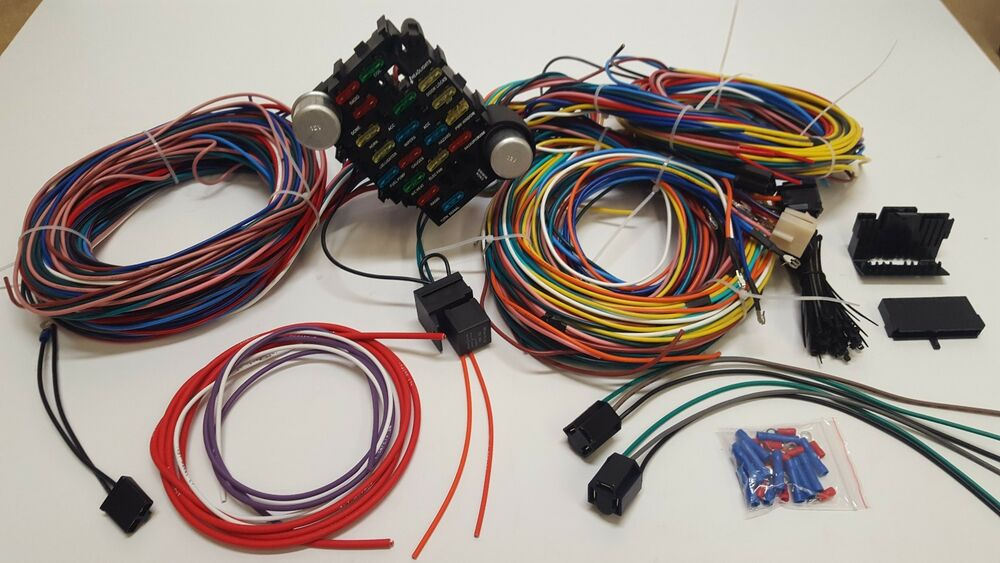 mustang wiring harness kits  | 1200 x 1200