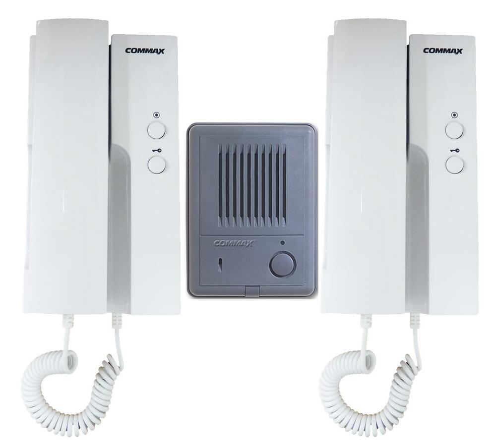 s l1000 commax 1 to 2 audio intercom 1 audio doorbell 2 audio phones kit Foot Anatomy Diagram at fashall.co