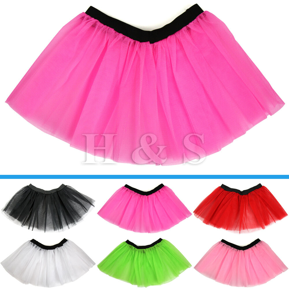 high quality tutu skirt adults hen 80s